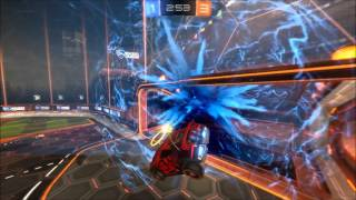 Cole's Rocket League Commentary #3   Team Rocket Vs. Swarm Live Analysis