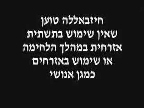 IDF video of Qana