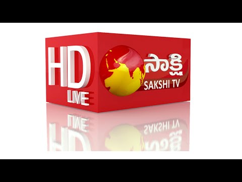 Sakshi TV LIVE | Telugu News LIVE | Full HD