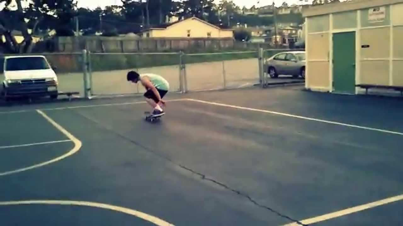 SKATE at BEN FRANKLIN MIDDLE SCHOOL - YouTube