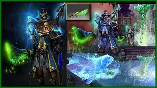 DOTA 2 KUNKKA EPIC MIX SET + LEVIATHAN WHALE BLADE OF EMINENT REVIVAL + IMMORTAL