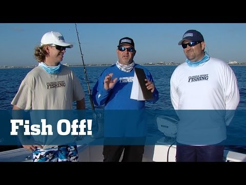 Slow Trolling Competition Off Southeast Florida With Kingfish And Schoolie Dolphin