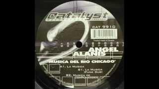 Angel Alanis - La Musica