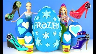 Frozen Toys Barbie Doll Clothes Surpises Shoe Decorations Crayola Play Set Toy Videos Compile