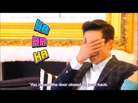 """[Eng Sub] James Ma on """"Keng Kwang Baang Shani"""" talk show"""