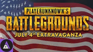 July 4th Independence BATTLE FOR AMERICA | Battlegrounds Multi-Cam