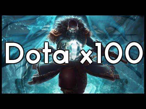 DOTA x100!!