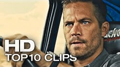 Top 10 FAST & FURIOUS 6 Clips Deutsch German | 2013 Official Film [HD]