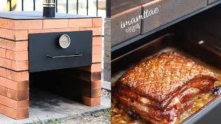 (SUB)🔥벽돌오븐으로 고든램지통삼겹요리!!|겉바속촉 통삼겹|Gordon Ramsay pork belly made of brick oven