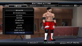 Svr2011 PS2 - Aj STYLE WWE2016 Formula
