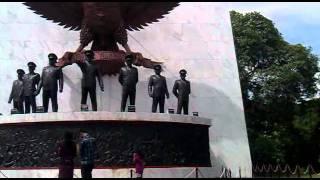 Monumen Pancasila Sakti Lubang Buaya
