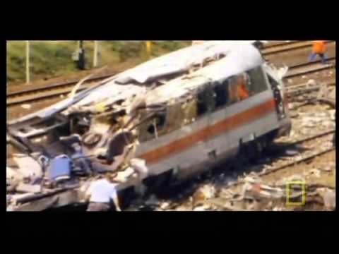 Seconds From Disaster Derailment At Eschede