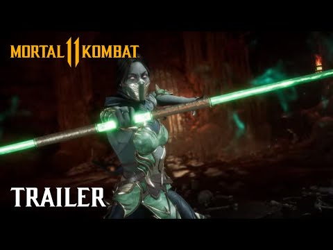 Mortal Kombat 11 – Official Jade Reveal Trailer thumbnail