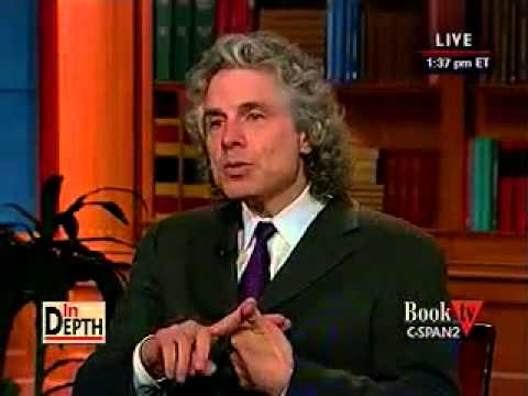In Depth with Steven Pinker