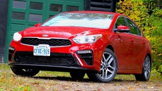 2019 Kia Forte Review--A REAL CONTENDER