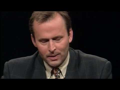 "John Grisham interview on ""The Pelican Brief"" and ""The Firm"" (1992)"
