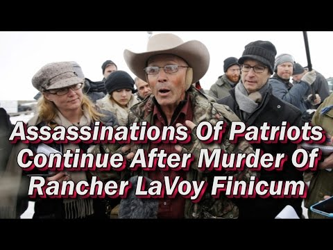 Government Sanctioned Murders Of Patriots Continue; Perverts, Traitors, Informants Responsible