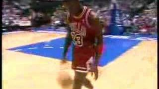Michael jordan  best slam dunk contest ever (  vs dominique wilkins )