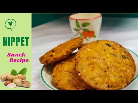 Download Nippet Recipe   Thattai   Snacks Recipe   Cook with Kasthuri