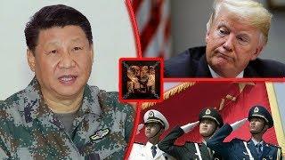 """Xi Jinping: """"Donald Trump pare com a hostilidade comercial ou a guerra será inevitável""""."""