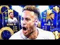 FIFA 19: Neymar TOTS vs Neymar TOTY Squad Builder Battle vs Gamerbrother 🔥😱