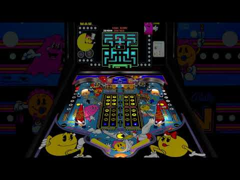 Baby Pac-Man Arcade 1.7 Million Points (PinMAME + VPX)