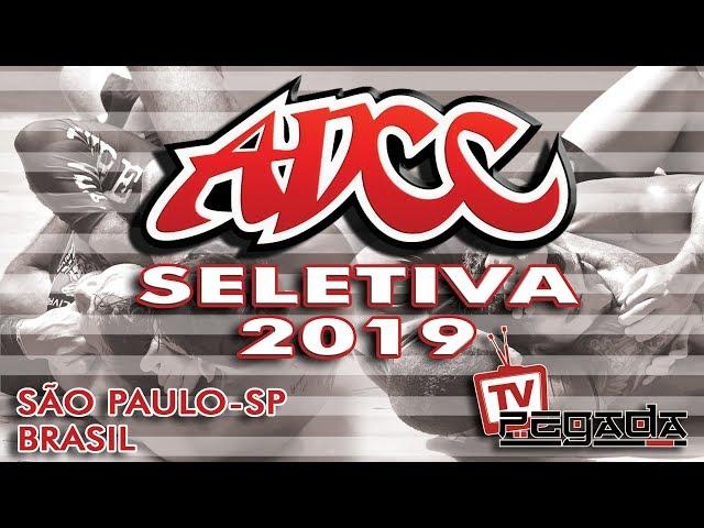 ADCC Seletiva 2019 - TV Pegada #160