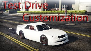 Gta 5 Online | Hotring Sabre - Test Drive And Customization - SA Super Sport Series DLC