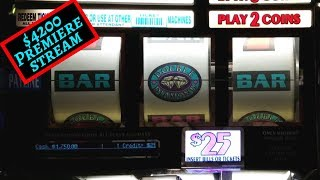 🔴PREMIERE ! $4200 vs High Limit Room | When SLOTS Are SUPER TIGHT & No Way To Win | Live Slot Play