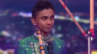 Salman Khan Shocked when see world no 1 flute player performance