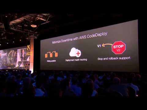 AWS re:Invent 2014 | Announcing AWS CodeDeploy