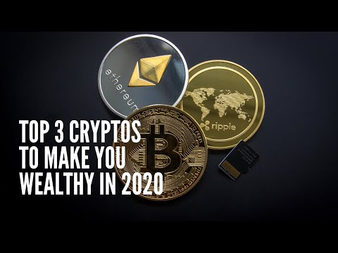 TOP 3 CRYPTOCURRENCIES TO INVEST IN 2020 | THE NEW QUANTUM FINANCIAL SYSTEM