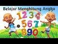 Belajar Berhitung angka 1-50  | Bahasa Indonesia