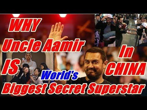 Why Aamir Khan Is World Biggest Secret Superstar Of China