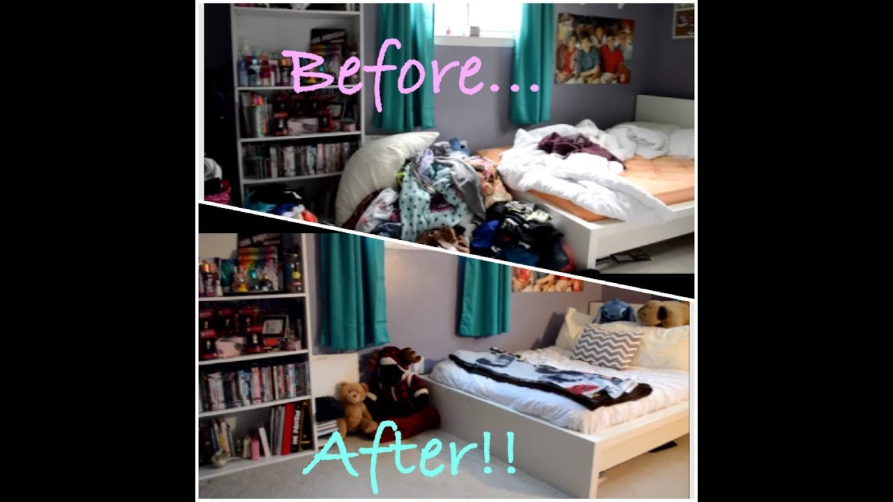 How To Clean Your Room Tips  Ideas  YouTube