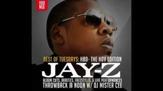 The Best of Jay Z -  Mister Cee Mix