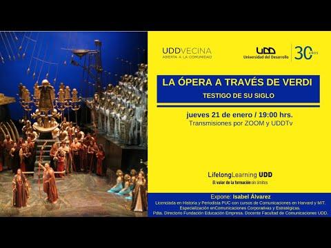 La Ópera a través de Verdi