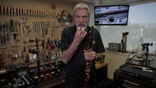 All About Glissandos with Eddie Daniels | Backun Clarinet Concepts