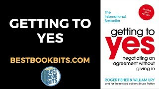 Getting to Yes Book Summary