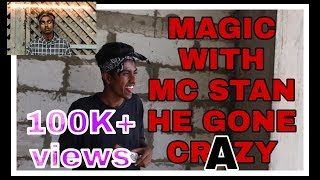 MC STAN REACTING TO MAGIC / THE VBR / FRENZY TUBE