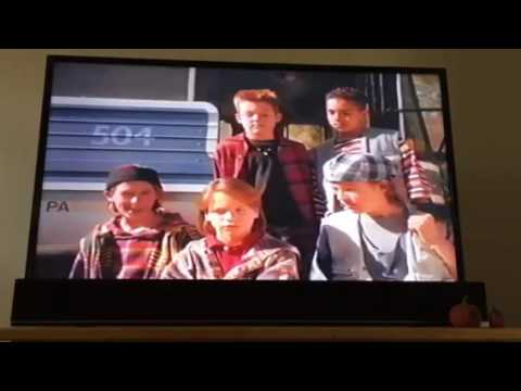 Opening to Renaissance Man 1994 VHS