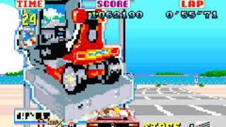 GBA - Sega Arcade Gallery - GamePlay