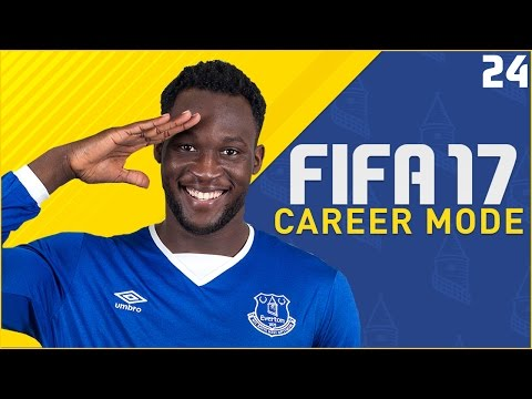 FIFA 17 | Everton Career Mode Ep24 - PREMIER LEAGUE FINALE!!
