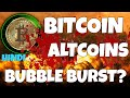 WILL BITCOIN KEEP DUMPING? CAN ALTCOINS RECOVER?