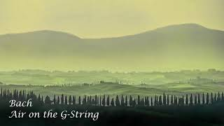 [ 3h Repeat ] 바흐(Bach) _ G선상의 아리아(Air on the G-String)ㅣ독서ㅣ휴식ㅣ학습ㅣ사색 ㅣ백색소음ㅣ