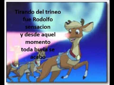 Villancicos Navideños(Rodolfo el reno)