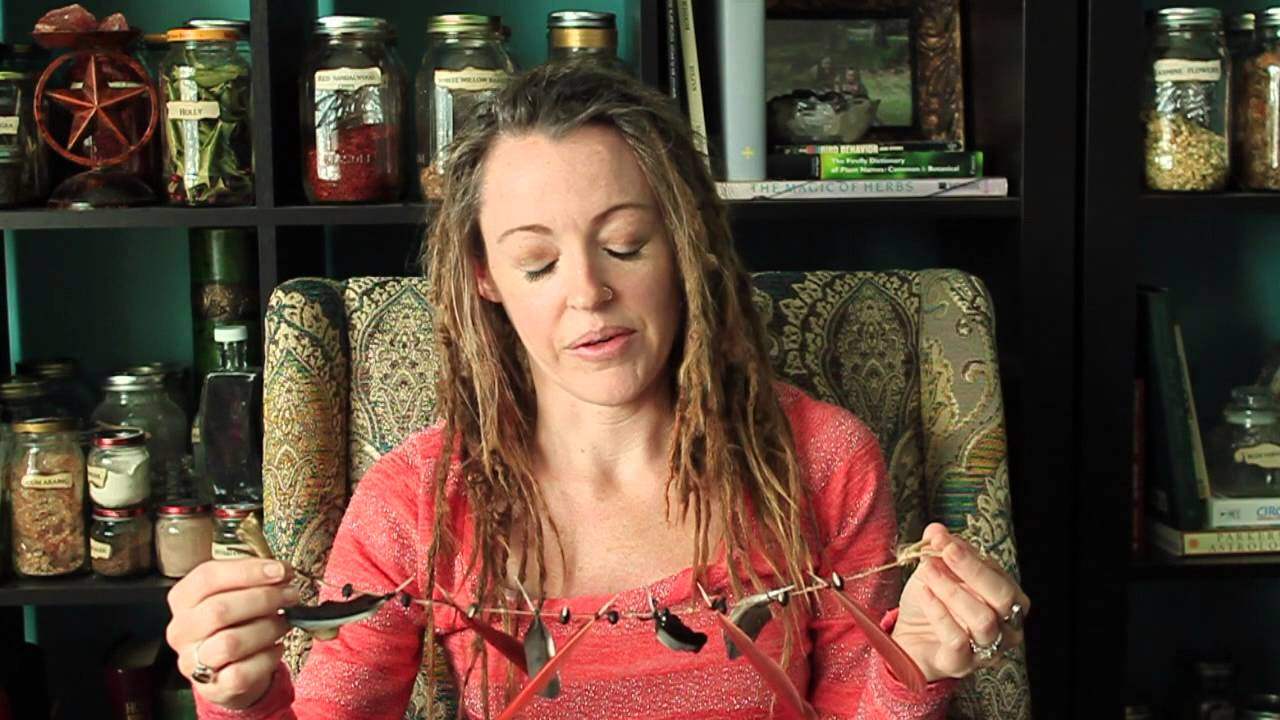 How to Make a Witch's Ladder