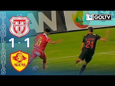 Tecnico U. Aucas Goals And Highlights