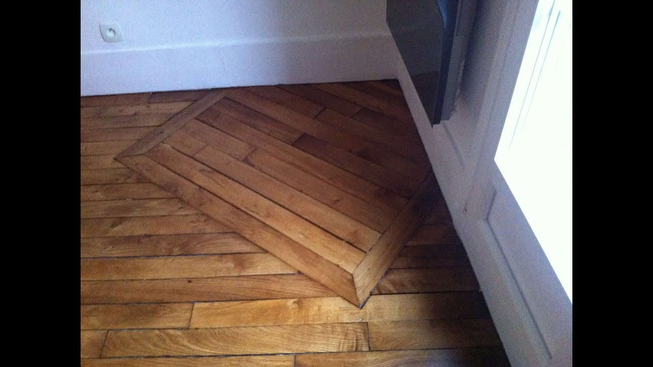Refaire Parquet Ancien Amazing Combler Duune Chemine Rnovation