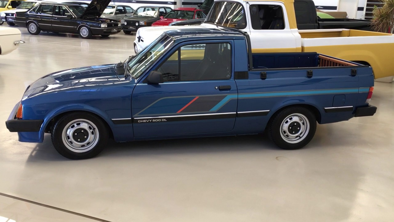 chevrolet chevy 500 dl especial 1993 youtube
